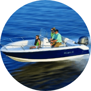View Robalo R160