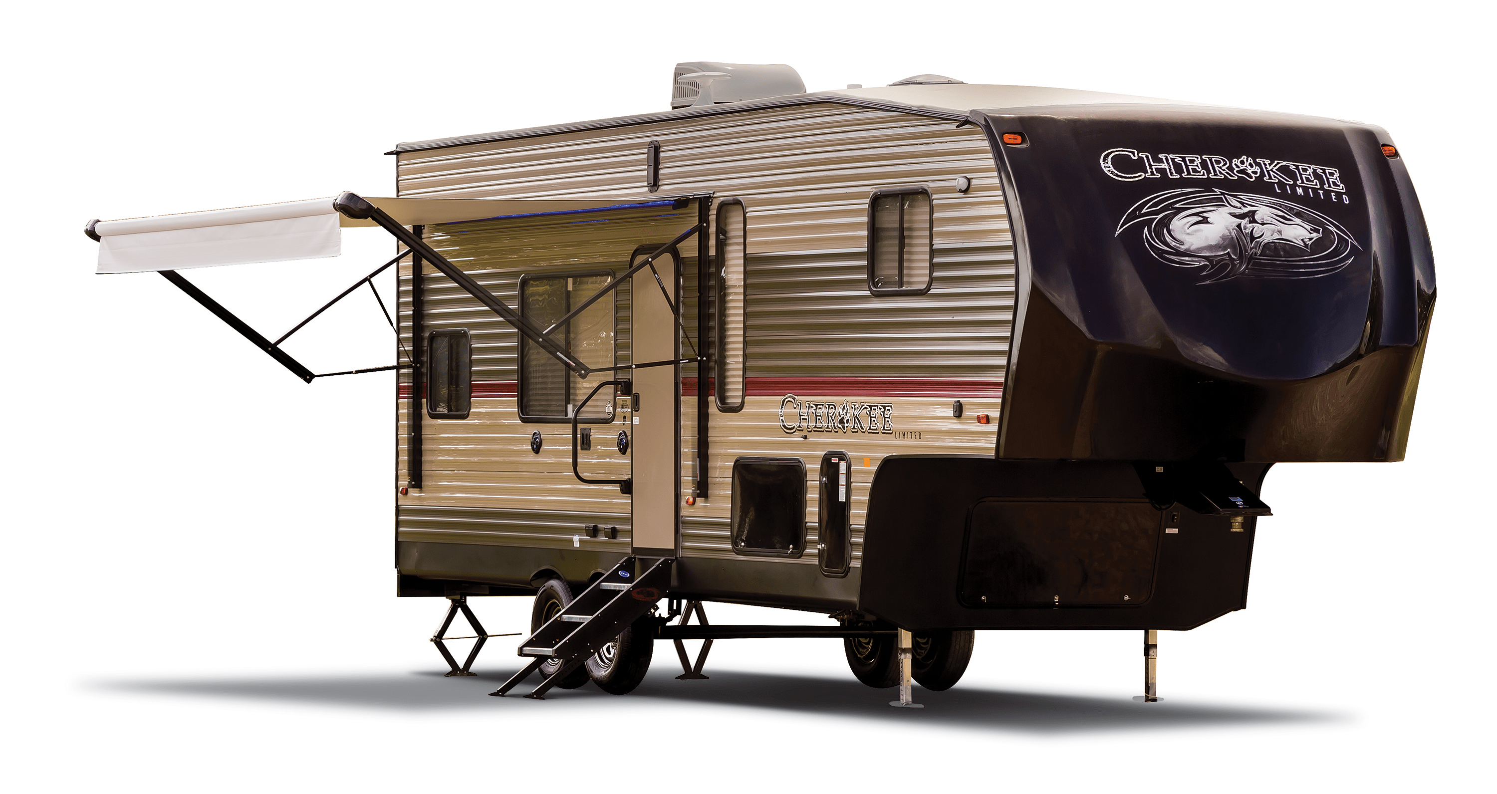Alpha Wolf Travel Trailer