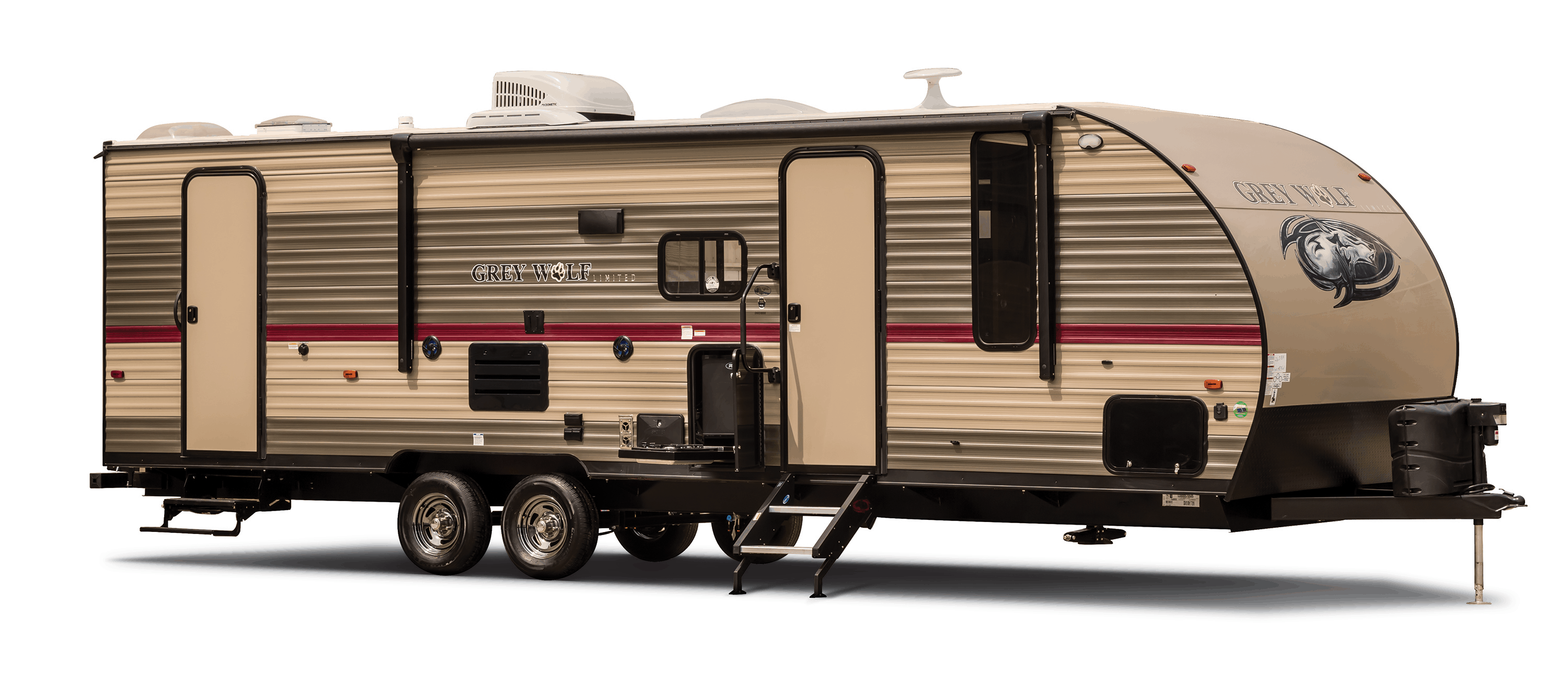 Grey Wolf Travel Trailer