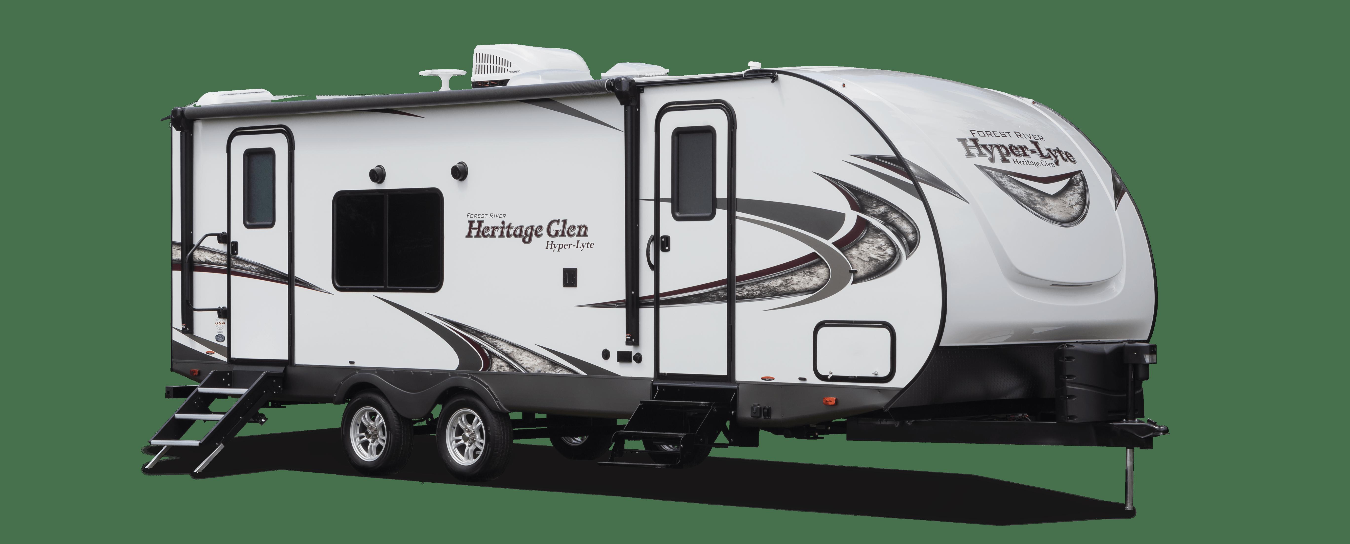 Heritage Glen Travel Trailer