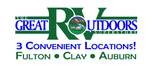 Great Outdoors RV Superstore logo