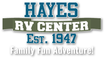 Hayes RV Center logo