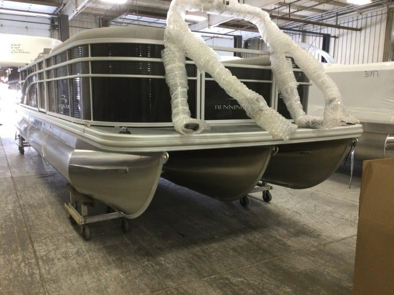 NEW 2021 Bennington 23 S Cruise - Hutchinson's Boat Works