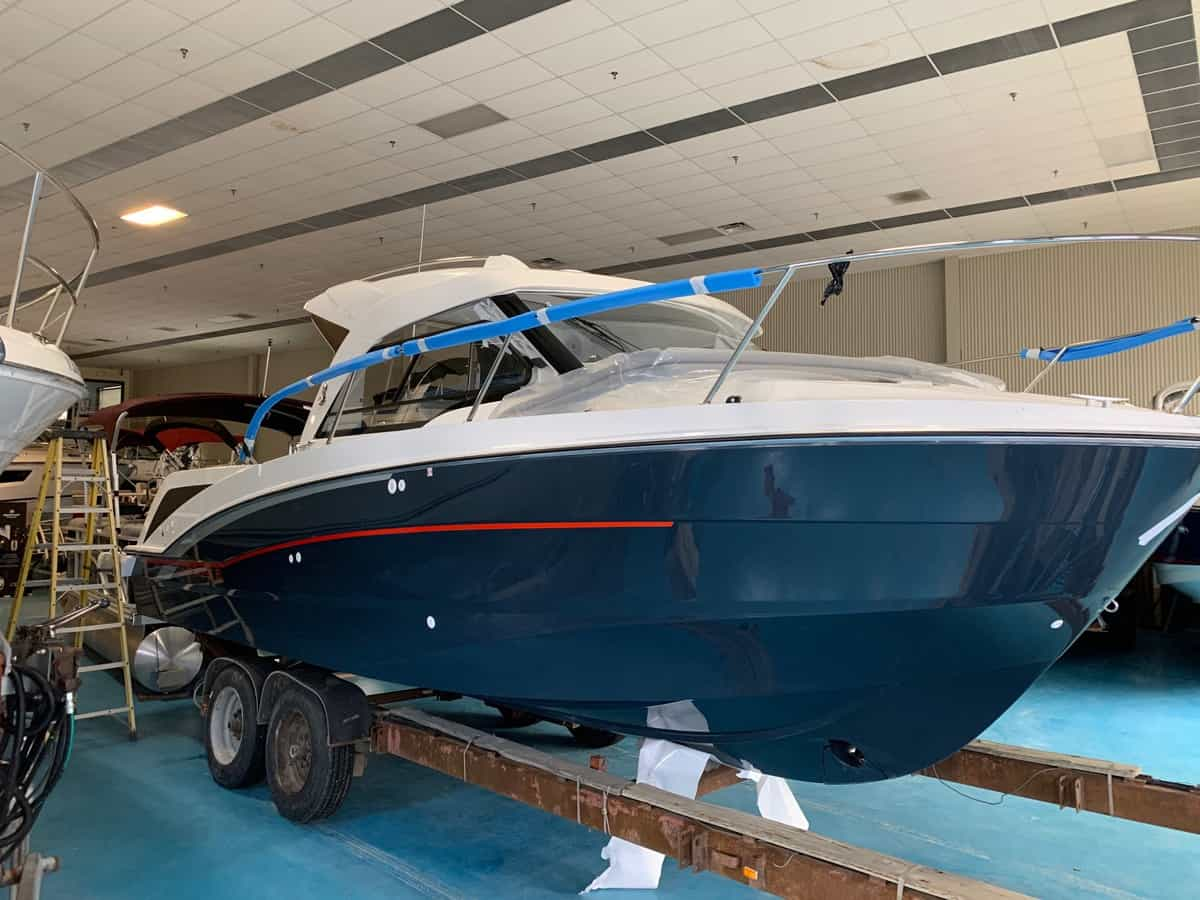NEW 2021 Beneteau Antares 8 - Hutchinson's Boat Works