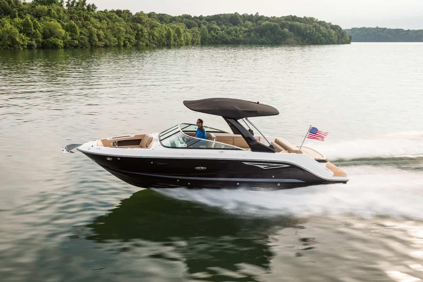 NEW 2021 Sea Ray 280 SLX - Hutchinson's Boat Works