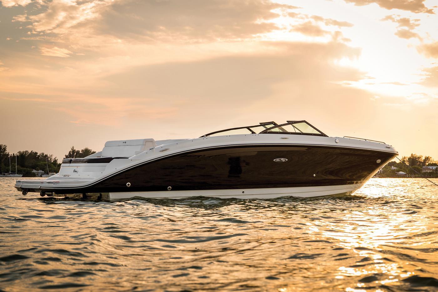 New 2019 Sea Ray 270 SDX | Alexandria Bay, NY
