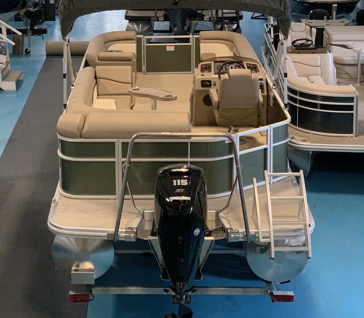 NEW 2020 Bennington 22SL - Hutchinson's Boat Works