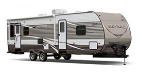 Bunkhouse Travel Trailer