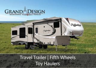 Grand Design RVs for Sale in Minnesota