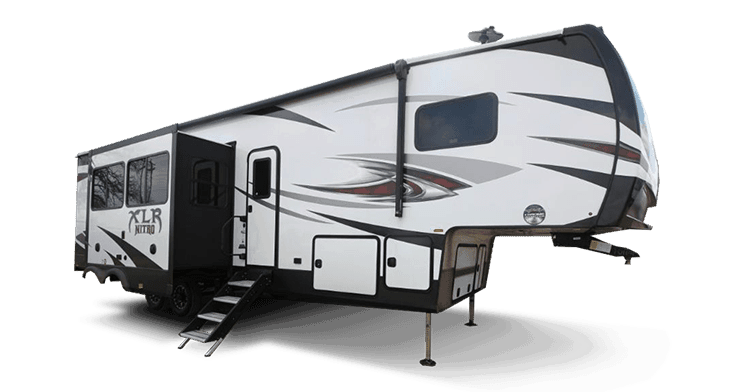 Nitro XLR Fifth Wheel