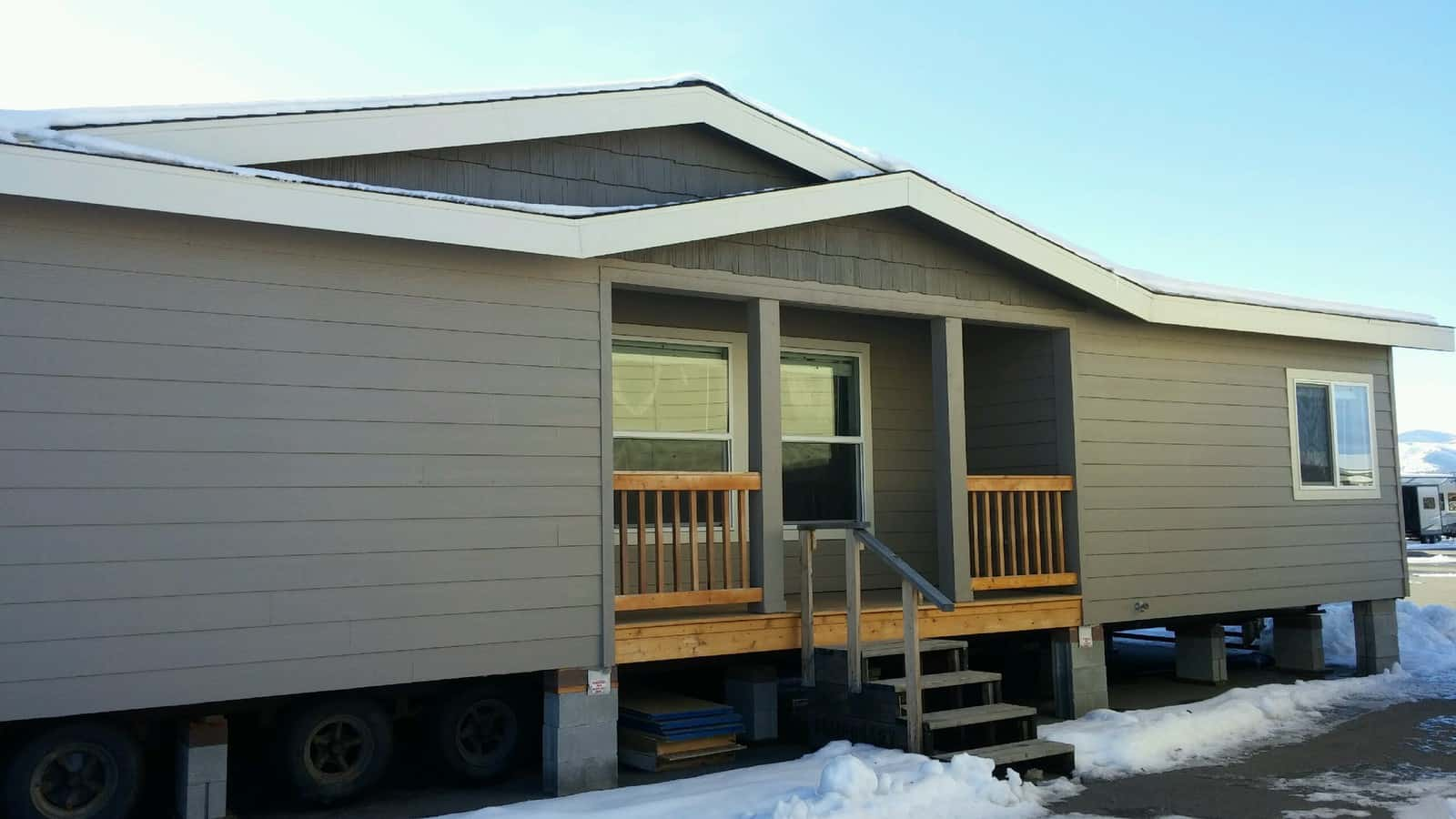 NEW Top of Line Marlette SAINT HELENS 2172 Sq.Ft. TRIPLE - Rangitsch Manufactured Home Center