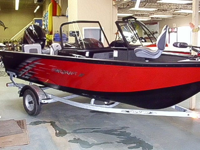 Fishing Boats | Calgary Boat Sales | Renfrew Marine