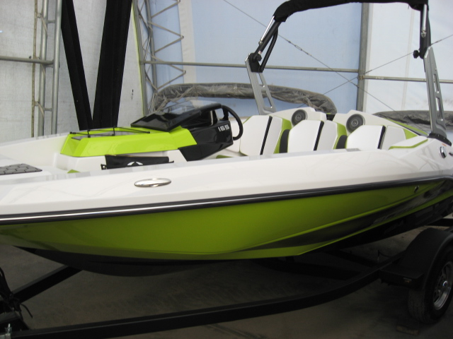 NEW 2017 Scarab 165 HO Impulse - Renfrew Marine