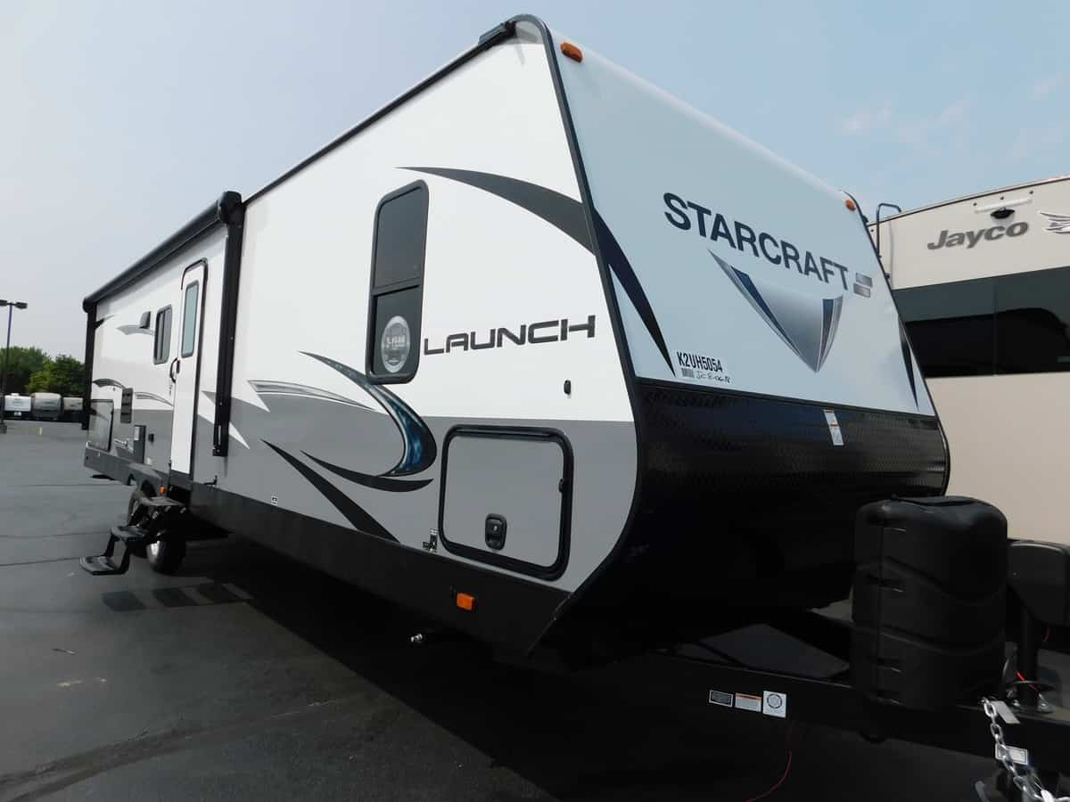 NEW 2019 Starcraft LAUNCH OUTFITTER 31BHS - Rick's RV Center