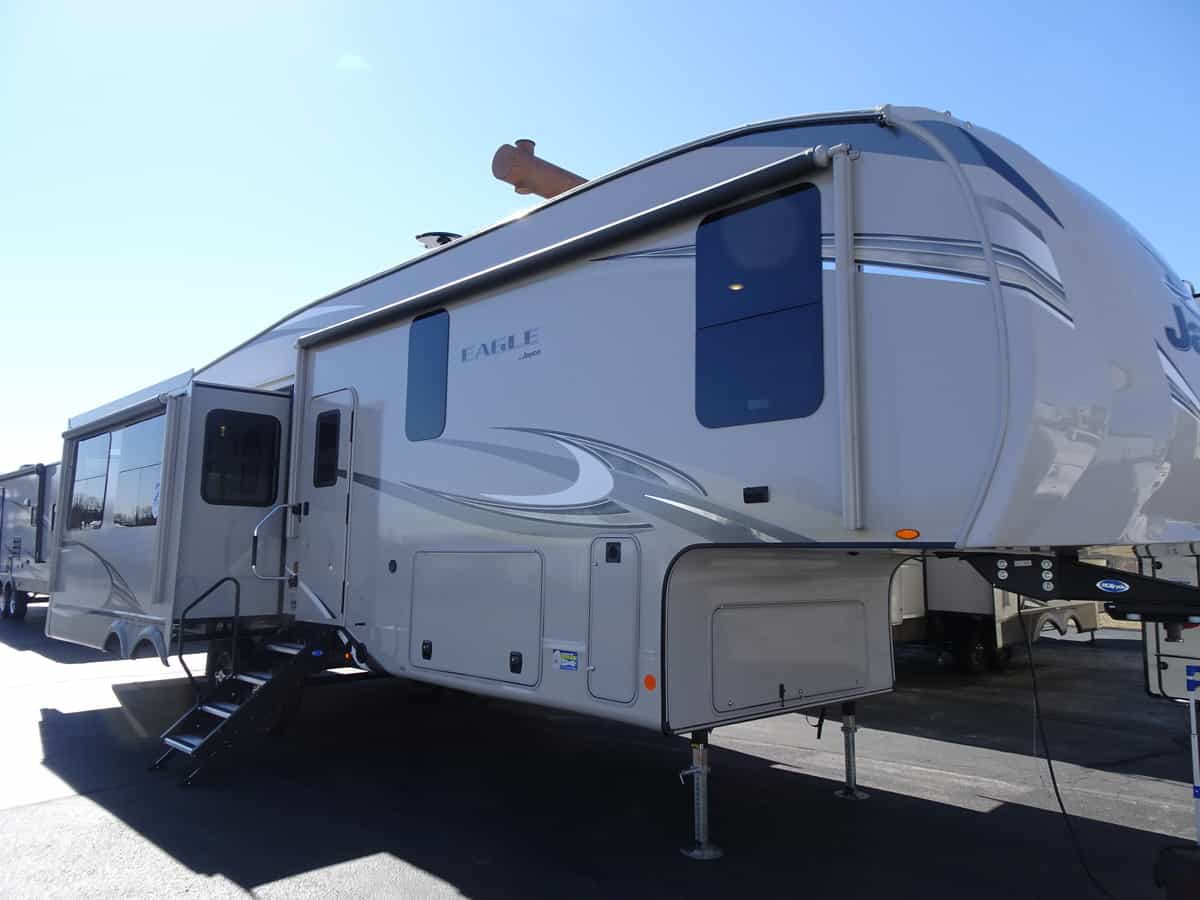 NEW 2020 Jayco EAGLE 321RSTS - Rick's RV Center