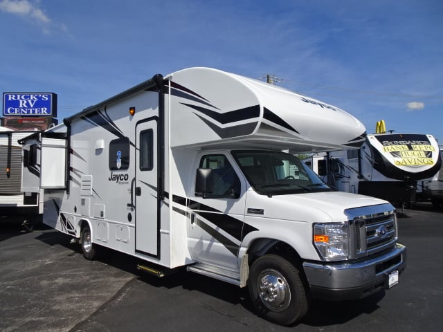 NEW 2020 Jayco REDHAWK 26XD - Rick's RV Center