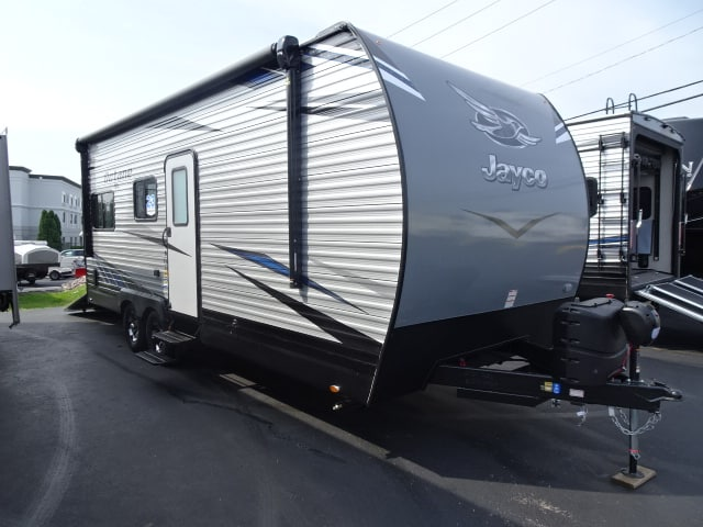 NEW 2020 Jayco Octane Super Lite 222 - Rick's RV Center