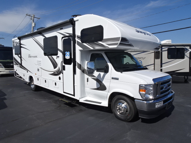 NEW 2021 Jayco Greyhawk 31F - Rick's RV Center