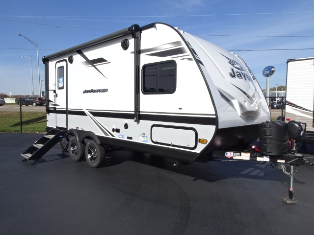 NEW 2021 Jayco Jay Feather 16RK - Rick's RV Center