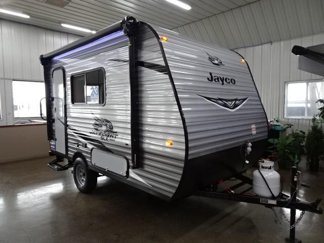 NEW 2021 Jayco Jay Flight SLX 7 145RB - Rick's RV Center