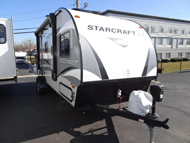 USED 2018 Starcraft Comet 17UDS - Rick's RV Center