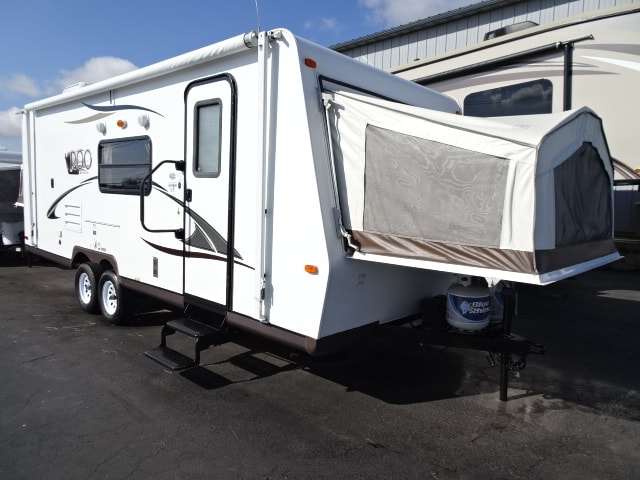 USED 2014 Forest River Rockwood Roo 23SS - Rick's RV Center