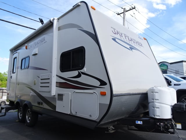 USED 2013 Jayco Jay Feather Ultra Lite 197 - Rick's RV Center