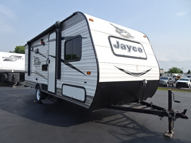 USED 2016 Jayco Jay Flight Swift Slx 174BH - Rick's RV Center
