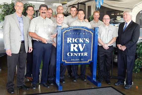 Ricks RV Family