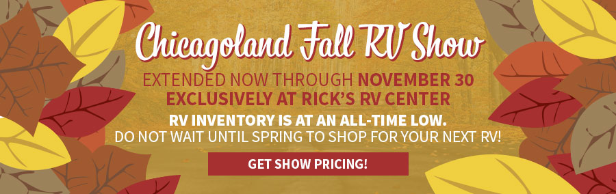Rick's RV Chicago area RV dealer