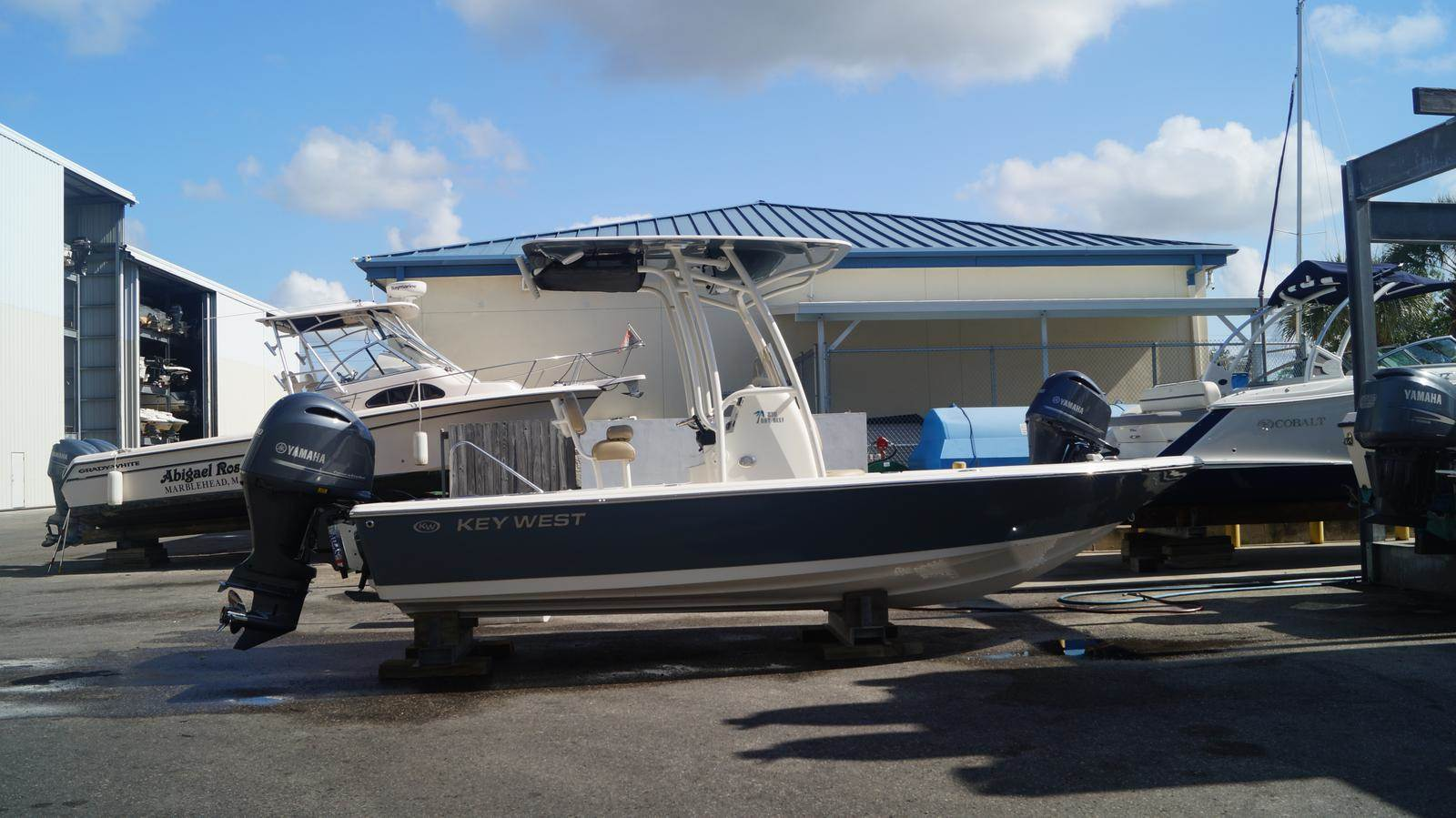 NEW 2019 Key West Boats, Inc. 210 BR - Sara Bay Marina
