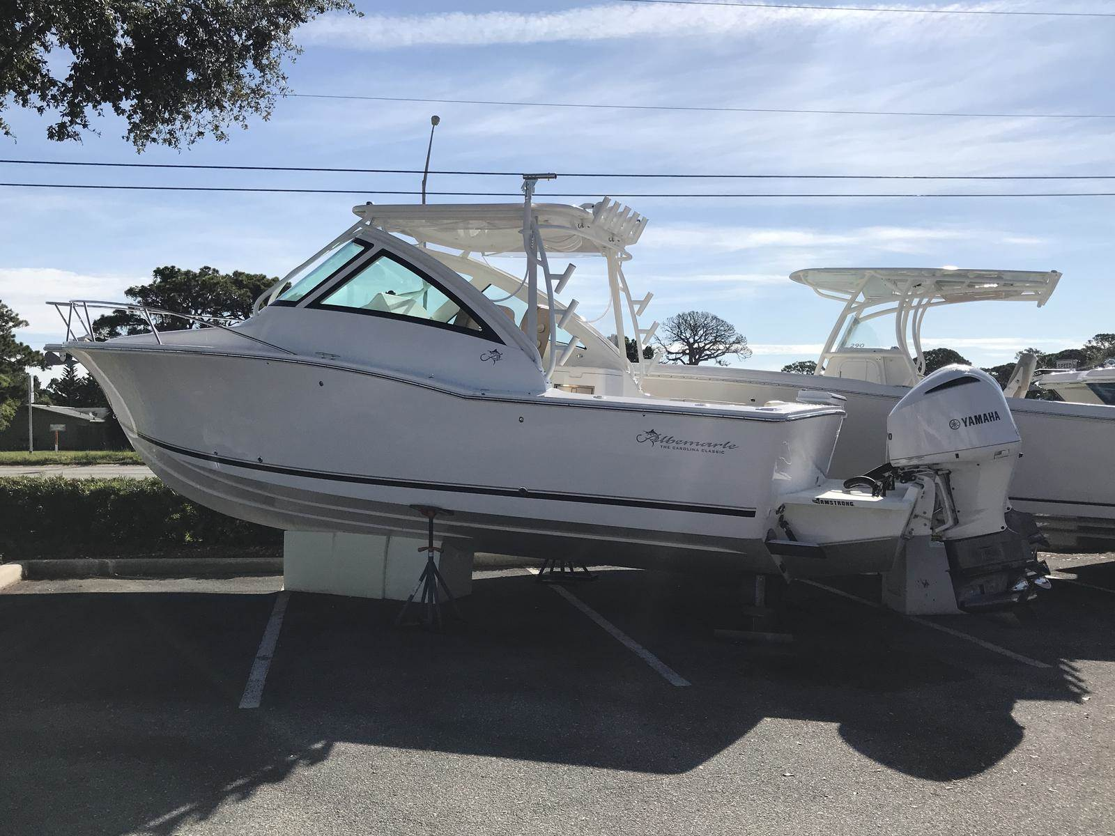NEW 2018 Albemarle 29 Express - Sara Bay Marina