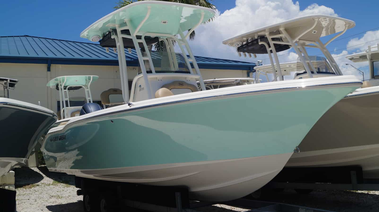NEW 2019 Key West 219FS - Sara Bay Marina