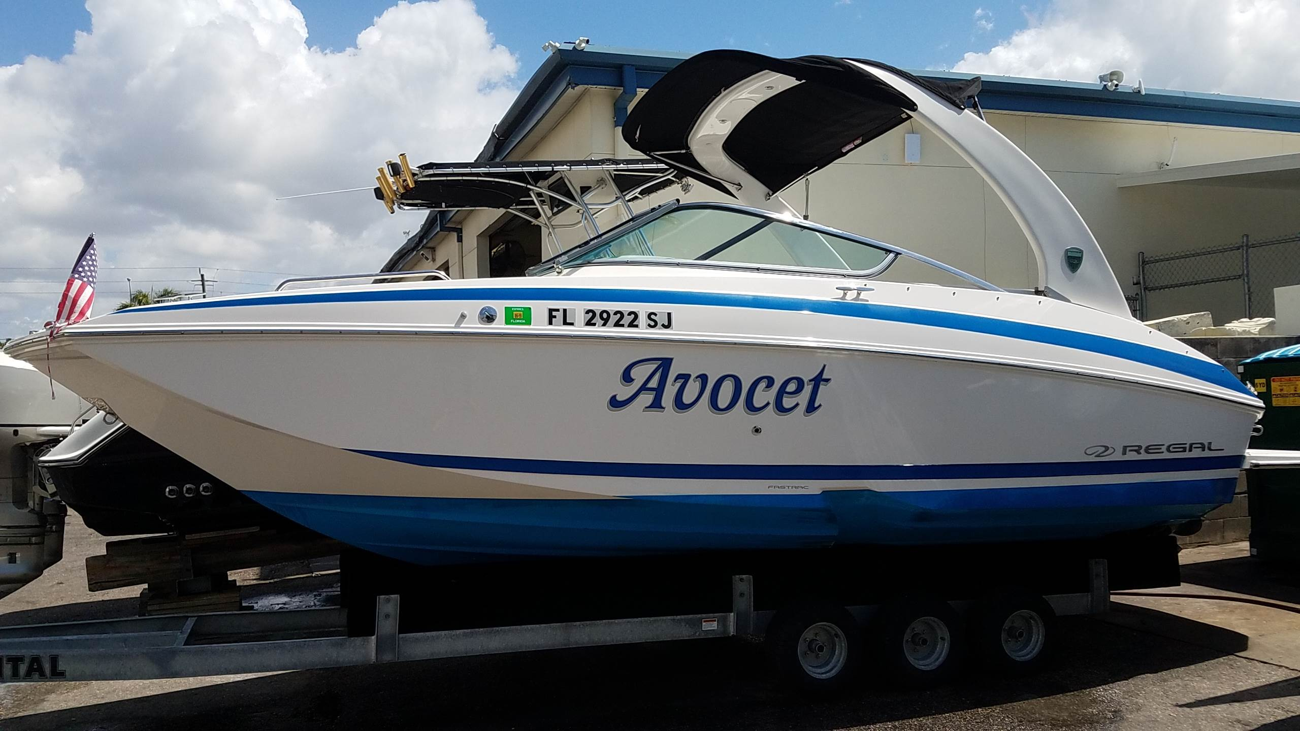 USED 2013 Regal Deck Boat 24 FasDeck | Sarasota, FL