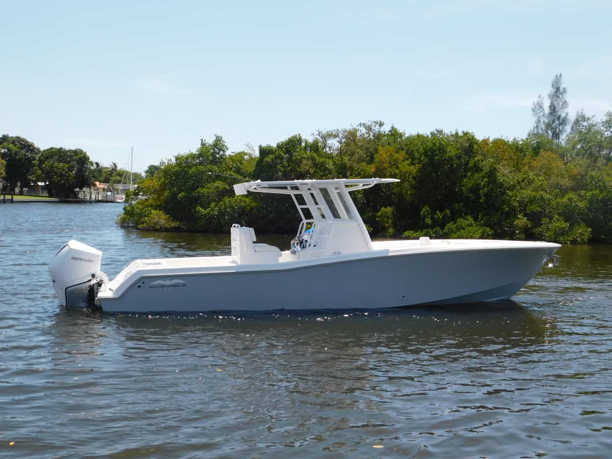 NEW 2020 Invincible 33 Open Fisherman - Sara Bay Marina