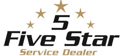 5 Star Dealer Logo