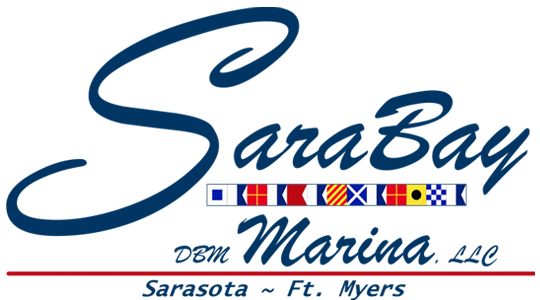Sara Bay Marina Logo to Homepage