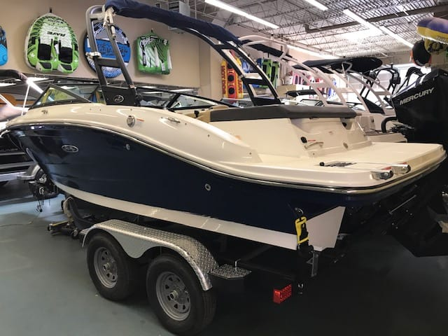 NEW 2019 Sea Ray SPX 190 Elevation Edition - Shipwreck Marine