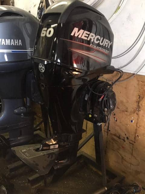 USED 2018 Mercury 60 ELPT 4 Stroke | EDMONTON, AB