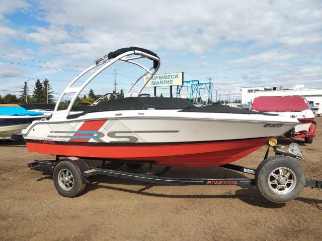 Used Boats For Sale | Edmonton Boat Sales | Shipwreck Marine