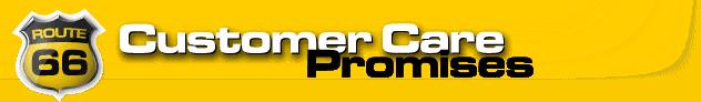 ROUTE 66 Customer Promises