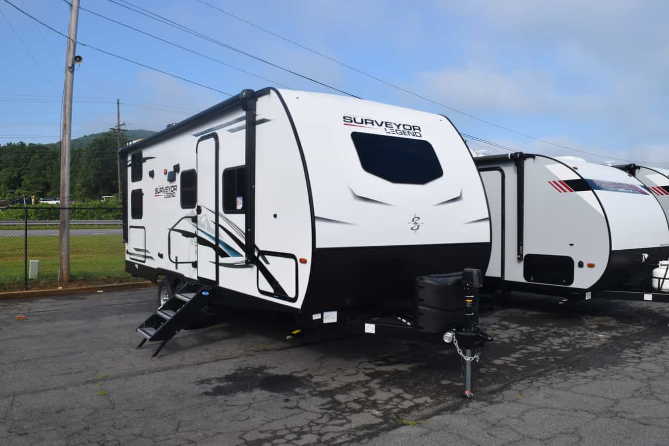 NEW 2021 Forest River SURVEYOR 240BHLE - Three Way Campers