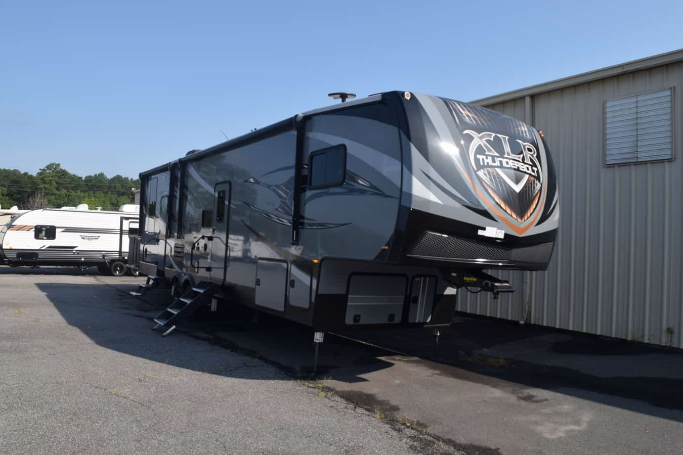 USED 2019 Forest River XLR 340AMP - Three Way Campers