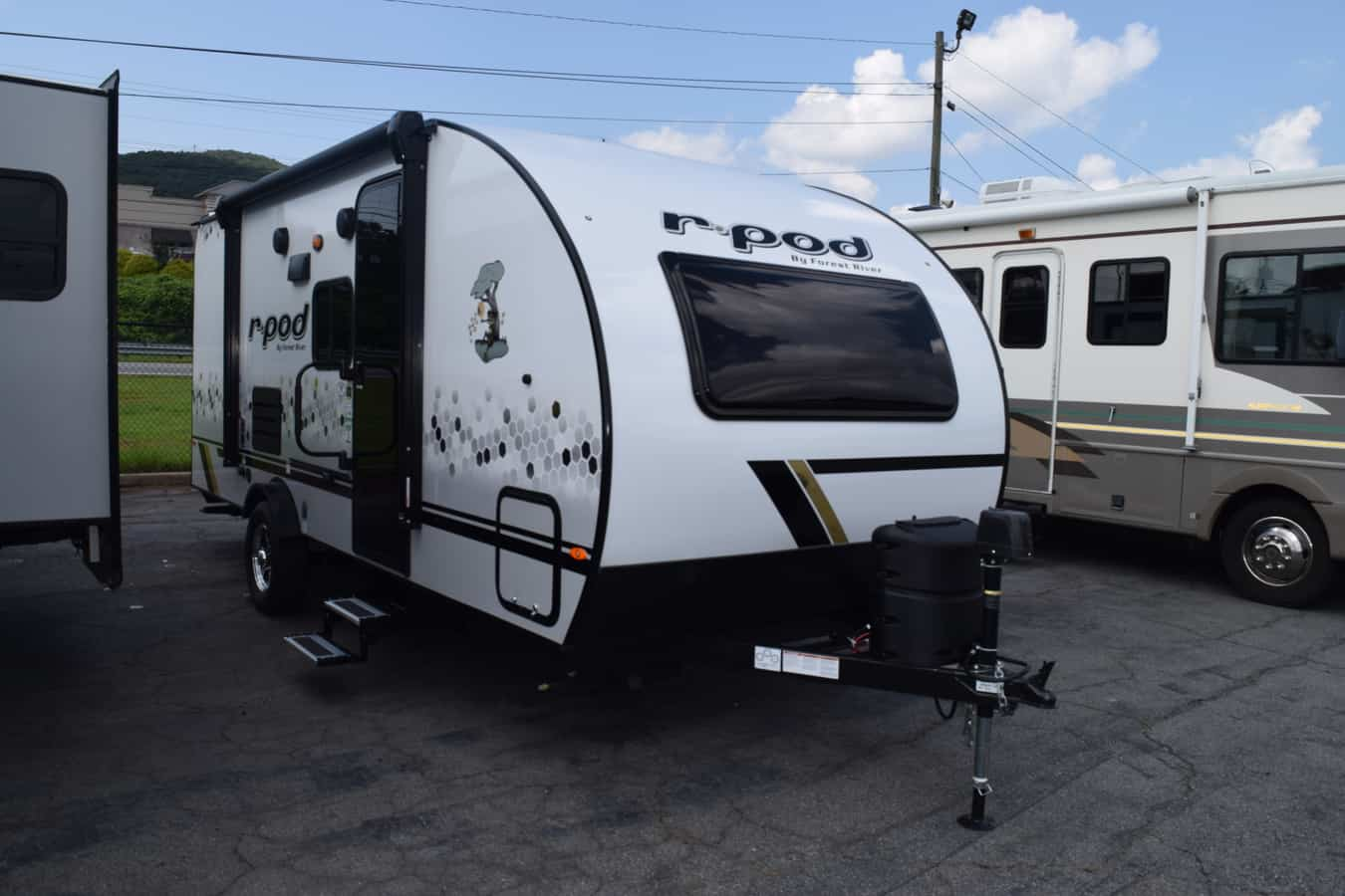 NEW 2021 Forest River R-POD RP-193 - Three Way Campers