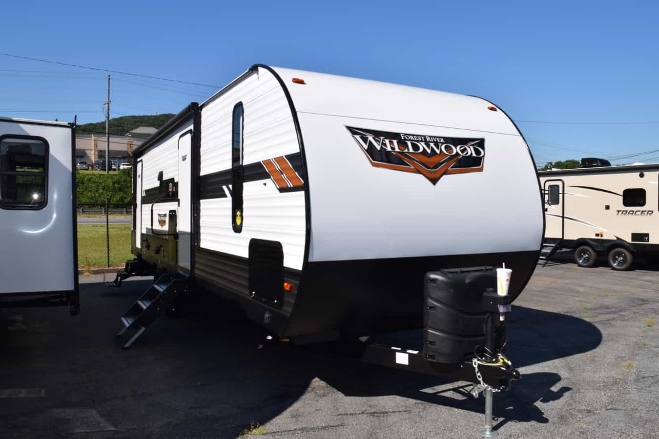 NEW 2020 Forest River WILDWOOD 26DBUD - Three Way Campers