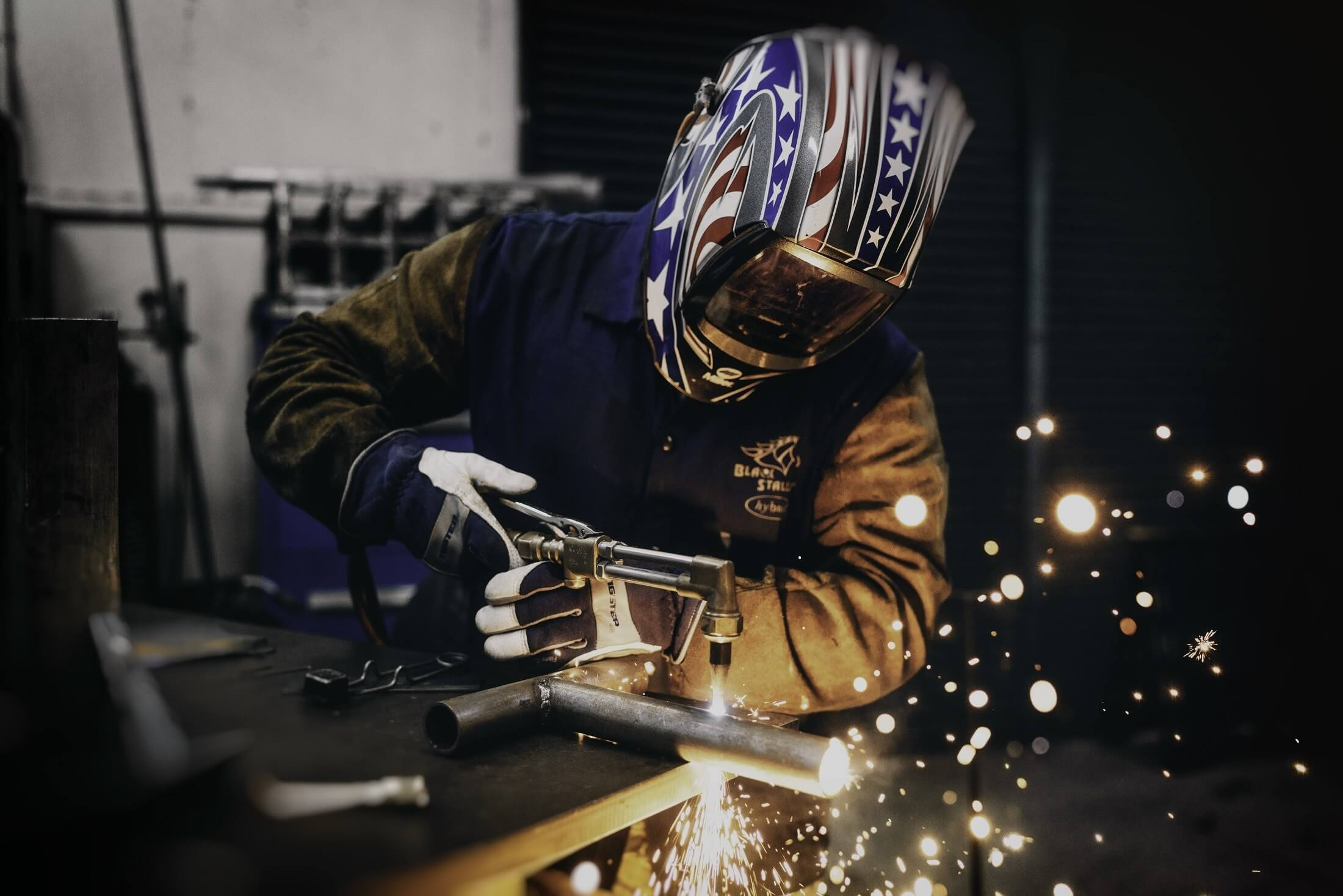 Technician Welding
