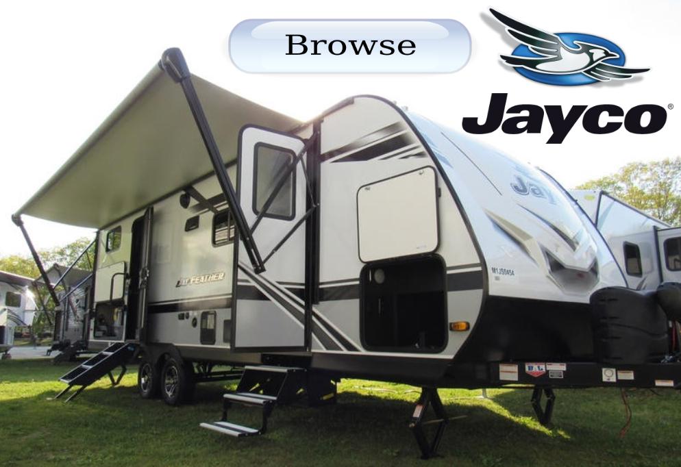 Shop Jayco RVs