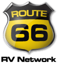 Route 66 Network Background Image